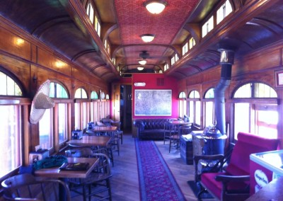 The Train Cars, Nederland, CO